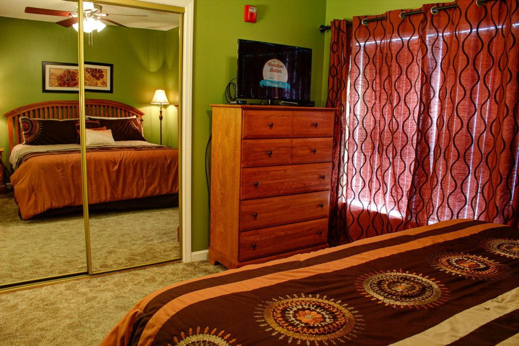 Photo of a Pigeon Forge Condo named Whispering Pines 534 - This is the twenty-third photo in the set.