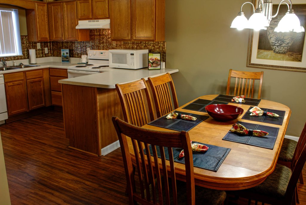 Photo of a Pigeon Forge Condo named Whispering Pines 534 - This is the eighth photo in the set.