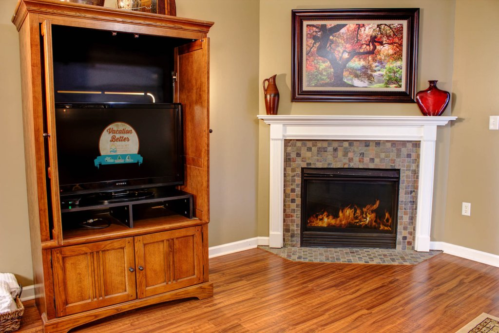 Photo of a Pigeon Forge Condo named Whispering Pines 534 - This is the second photo in the set.