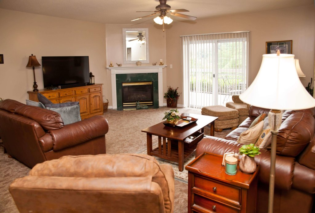 Photo of a Pigeon Forge Condo named Whispering Pines 514 - This is the second photo in the set.