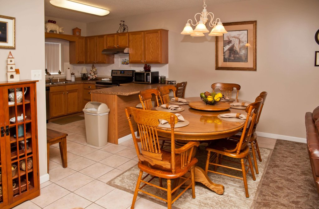 Photo of a Pigeon Forge Condo named Whispering Pines 514 - This is the sixth photo in the set.