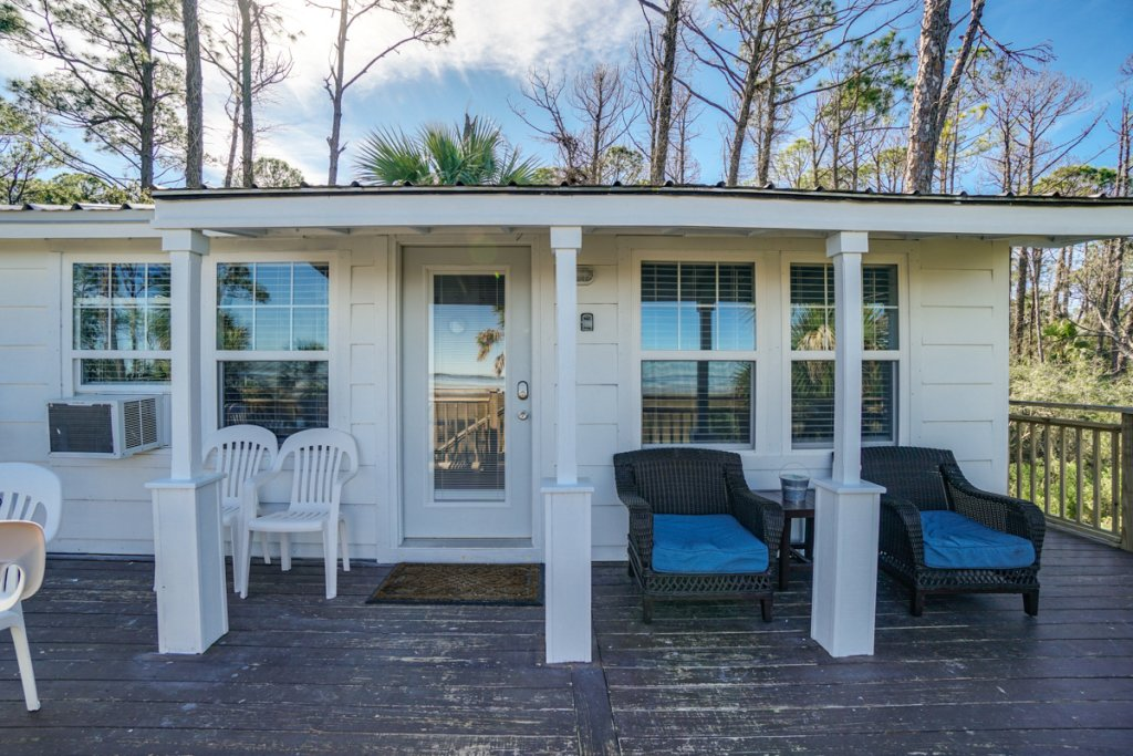 Photo of a Cape San Blas House named Cardinal's Cottage - This is the nineteenth photo in the set.