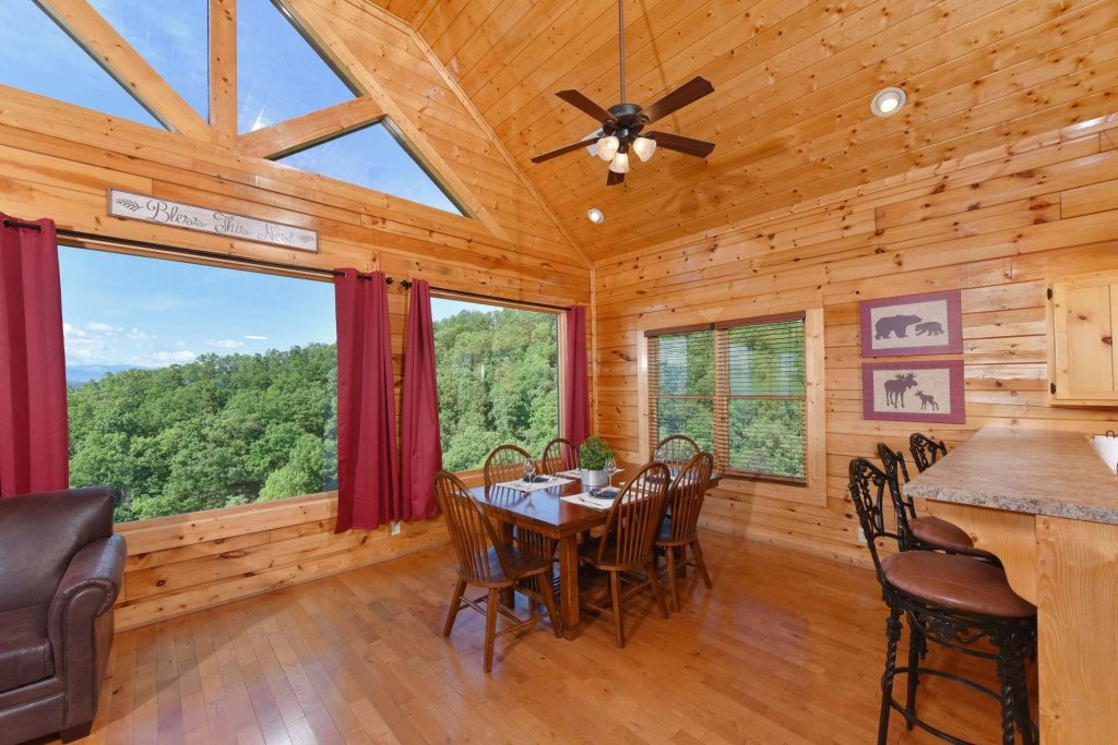 Photo of a Pigeon Forge Cabin named April Mist - This is the seventh photo in the set.