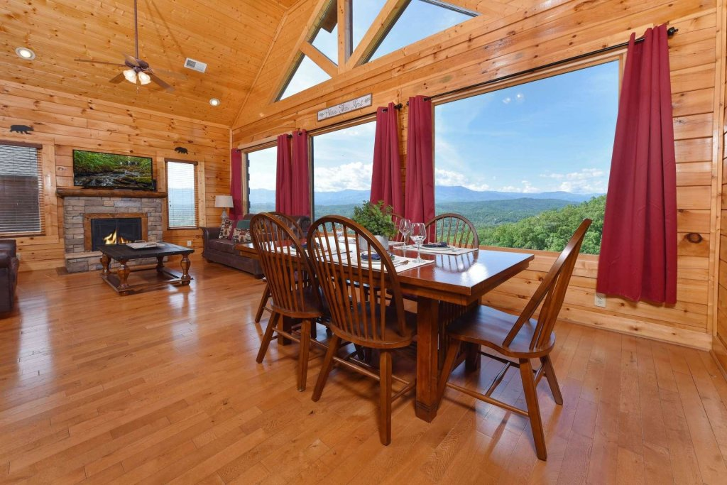 Photo of a Pigeon Forge Cabin named April Mist - This is the sixth photo in the set.