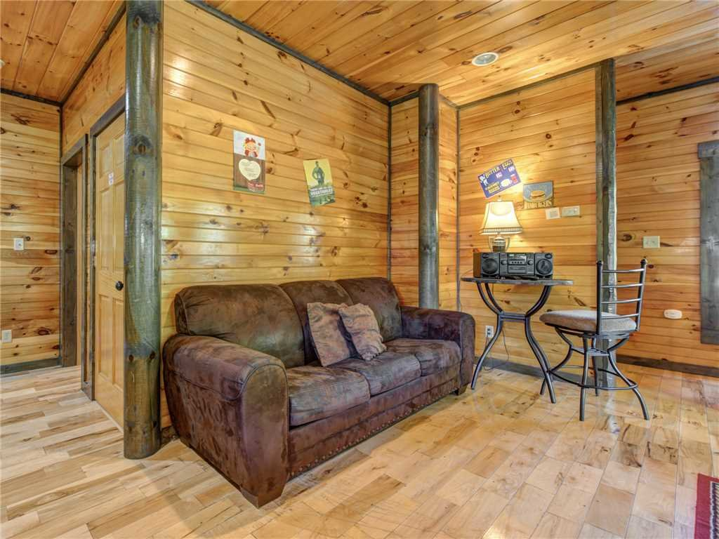 Photo of a Gatlinburg Cabin named Celebration Lodge - This is the ninth photo in the set.