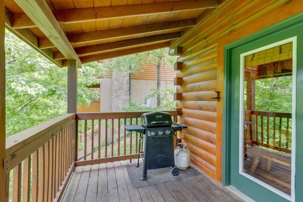 Photo of a Pigeon Forge Cabin named Moose Creek Lodge - This is the forty-second photo in the set.