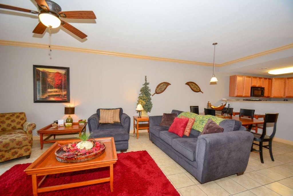 Photo of a Pigeon Forge Cabin named Mountain View Condo #3505 - This is the tenth photo in the set.
