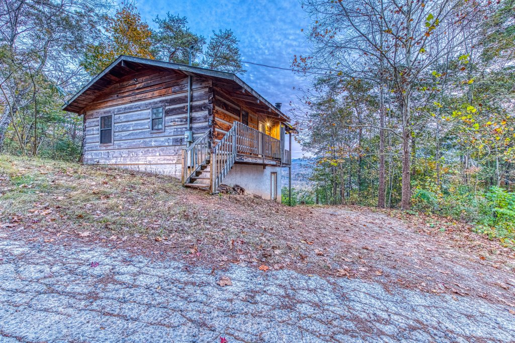 Photo of a Sevierville Cabin named Almost Heaven - This is the twentieth photo in the set.