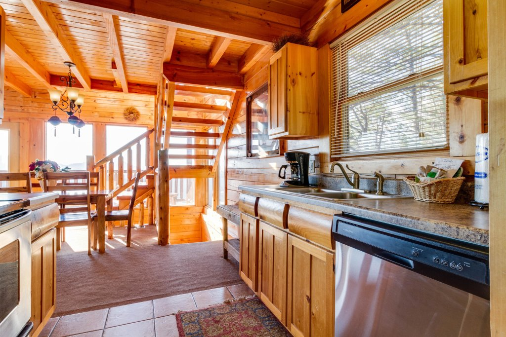 Photo of a Sevierville Cabin named 50 Mile View - This is the ninth photo in the set.