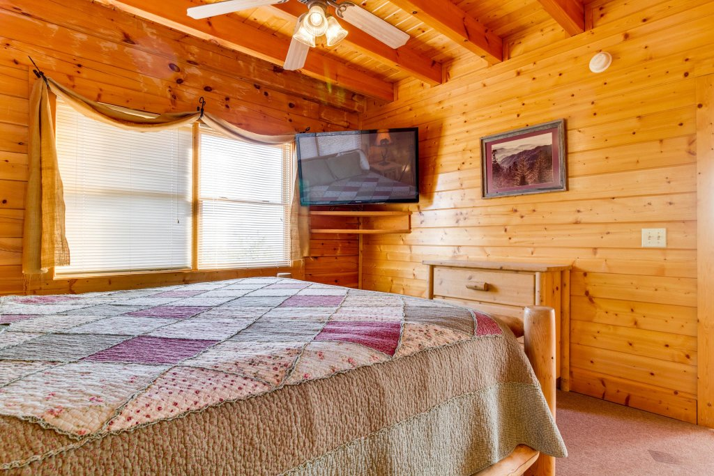 Photo of a Sevierville Cabin named 50 Mile View - This is the twenty-first photo in the set.