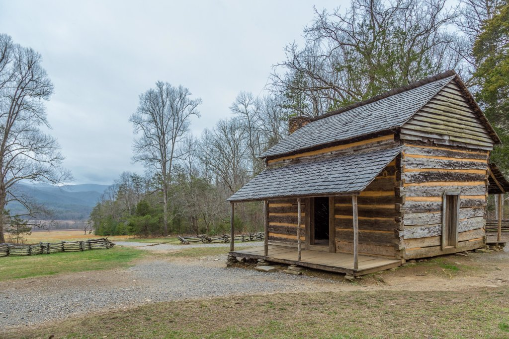 Photo of a Gatlinburg Cabin named Baskins Creek 401 - This is the thirty-third photo in the set.