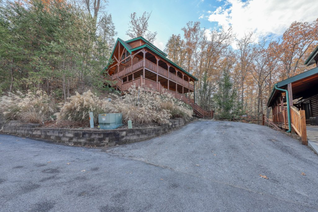 Photo of a Gatlinburg Cabin named Angels Rest - This is the twenty-eighth photo in the set.