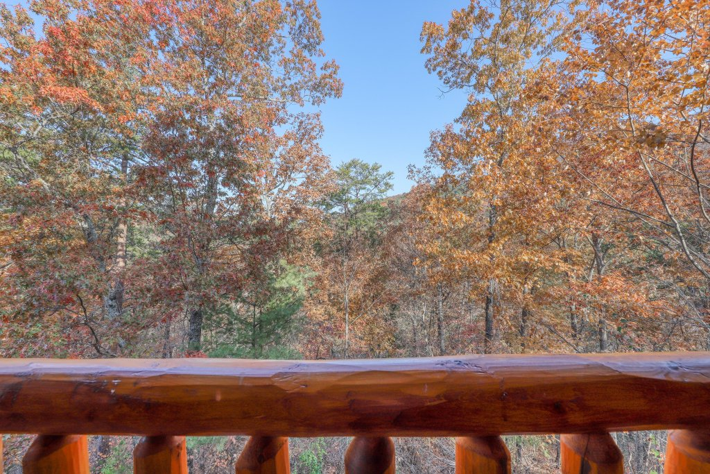 Photo of a Sevierville Cabin named Black Bear Manor - This is the thirty-third photo in the set.
