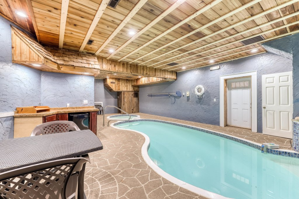 Photo of a Sevierville Cabin named Splish Splash - This is the fourteenth photo in the set.