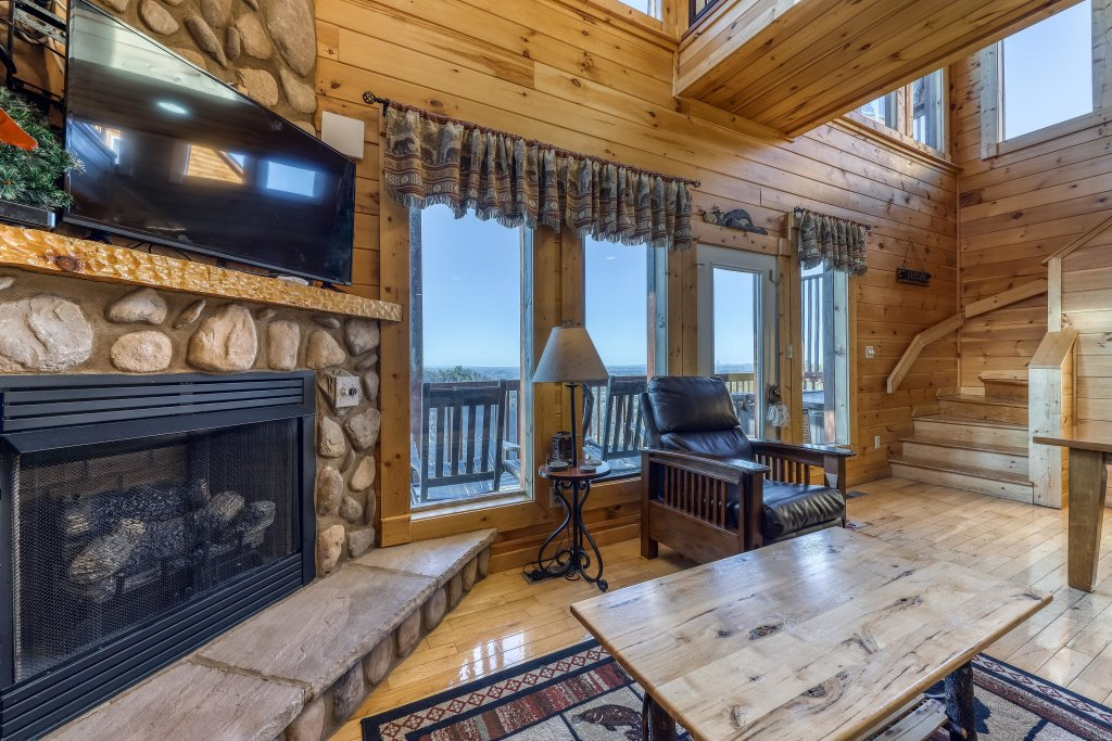 Photo of a Pigeon Forge Cabin named Panoramic Point - This is the eighth photo in the set.