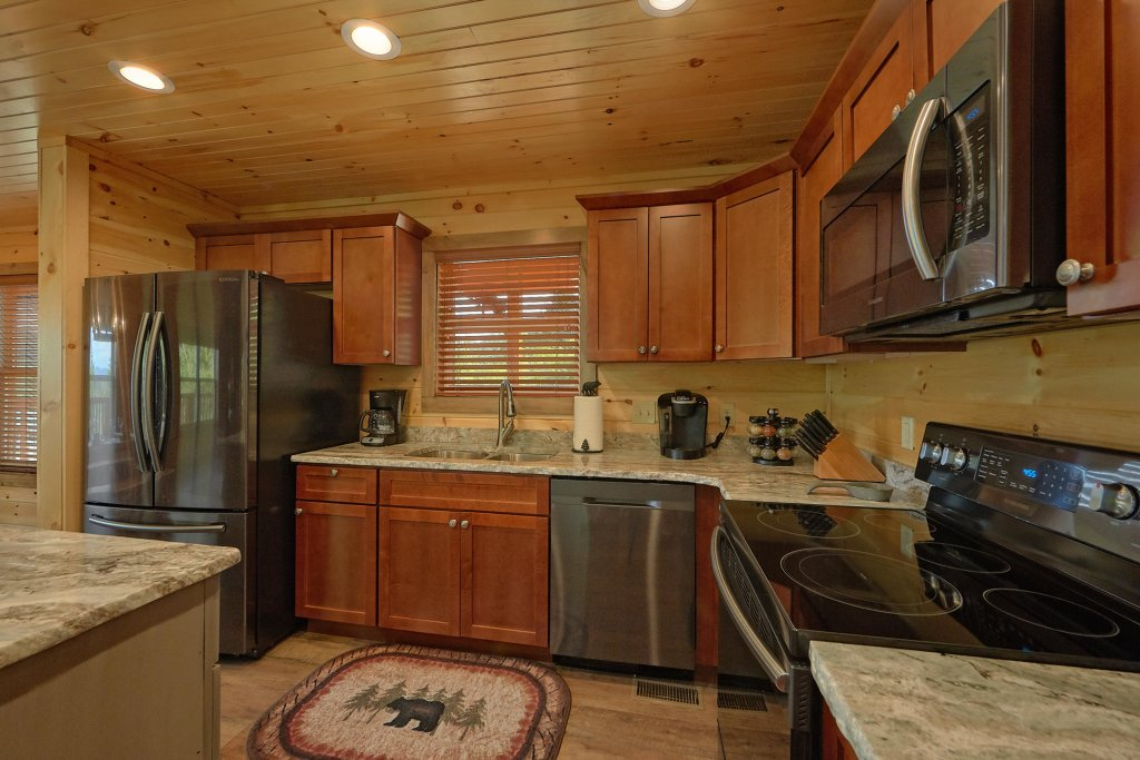 Photo of a Sevierville Cabin named Timber Woods Lodge - This is the seventh photo in the set.