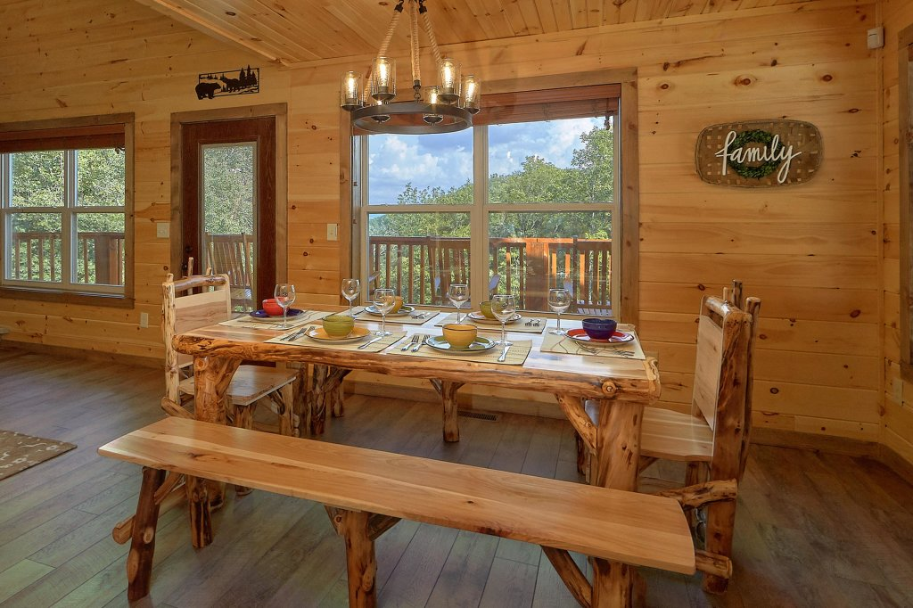 Photo of a Sevierville Cabin named Timber Woods Lodge - This is the eighth photo in the set.