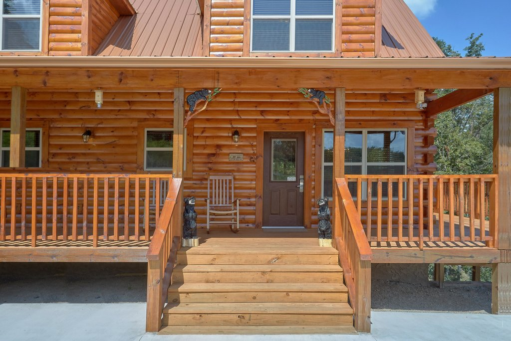 Photo of a Sevierville Cabin named Timber Woods Lodge - This is the thirty-second photo in the set.