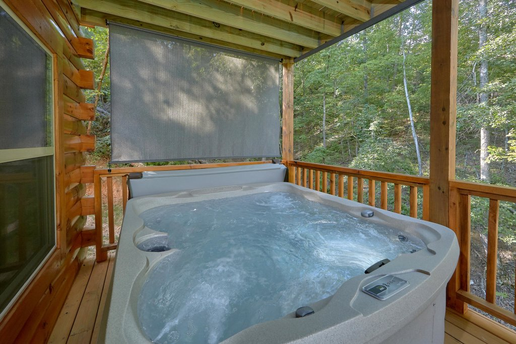 Photo of a Sevierville Cabin named Timber Woods Lodge - This is the second photo in the set.