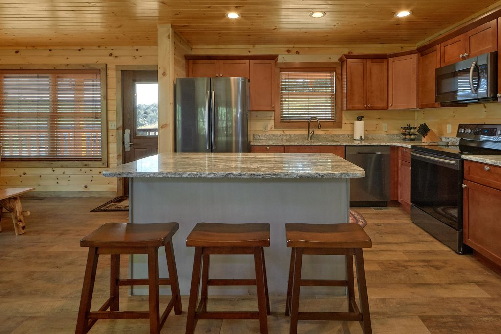 Photo of a Sevierville Cabin named Timber Woods Lodge - This is the fifth photo in the set.