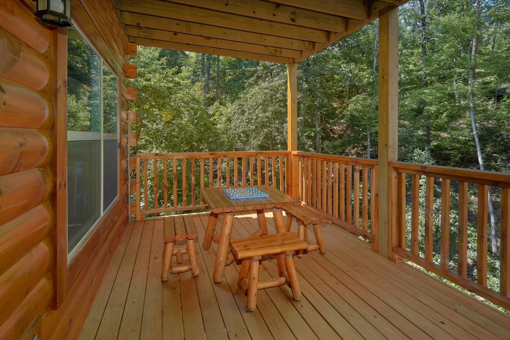 Photo of a Sevierville Cabin named Timber Woods Lodge - This is the twenty-ninth photo in the set.
