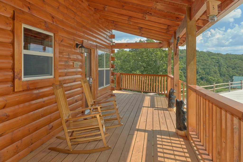 Photo of a Sevierville Cabin named Timber Woods Lodge - This is the thirtieth photo in the set.