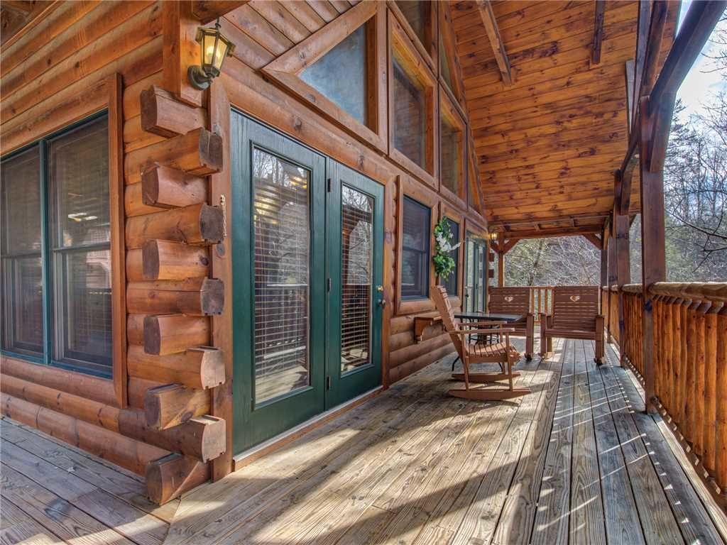 Photo of a Gatlinburg Cabin named Truly Blessed - This is the fourth photo in the set.
