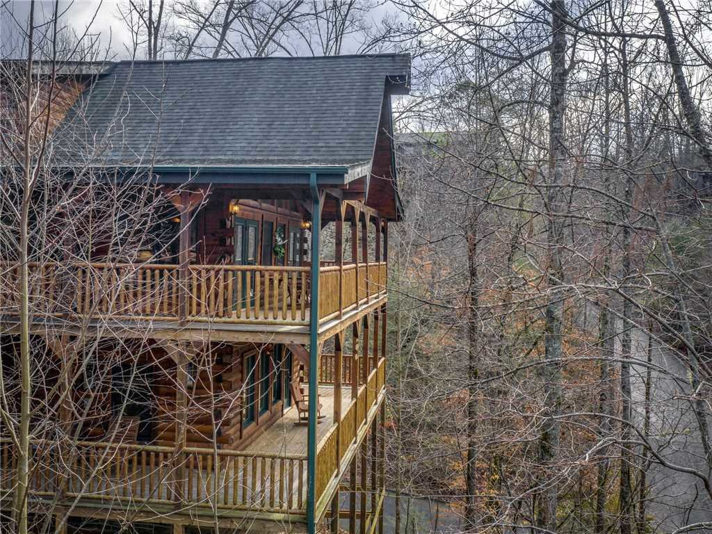 Photo of a Gatlinburg Cabin named Truly Blessed - This is the twenty-third photo in the set.