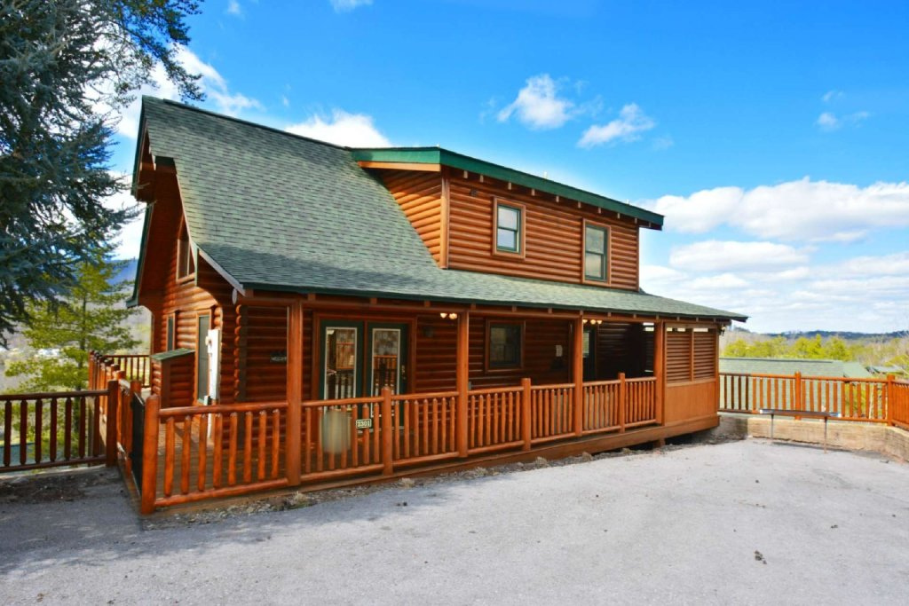 Photo of a Sevierville Cabin named Smoky Mountain Haven - This is the twenty-fourth photo in the set.