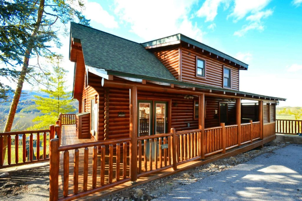 Photo of a Sevierville Cabin named Smoky Mountain Haven - This is the first photo in the set.
