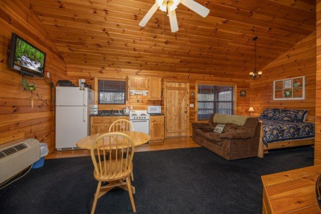 Photo of a Pigeon Forge Cabin named Lily Pad - This is the third photo in the set.