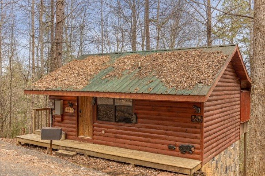 Photo of a Pigeon Forge Cabin named Lily Pad - This is the eleventh photo in the set.
