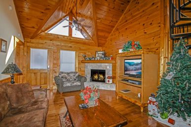 Rockin' Robin 3 Br Vacation Rental Pigeon Forge- Includes Free Dollywood Tkt