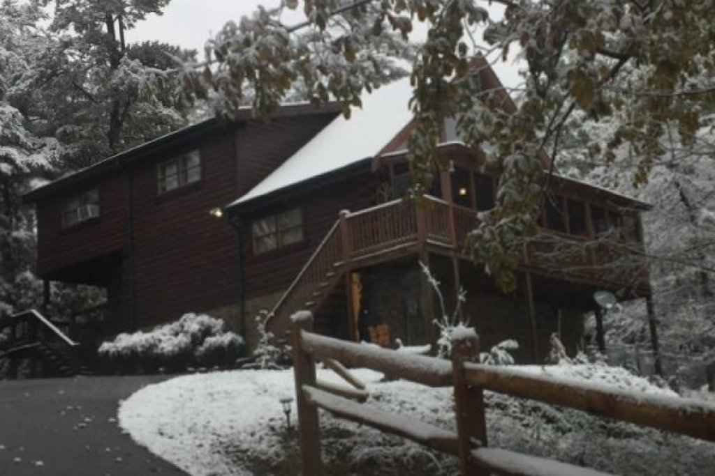 Photo of a Pigeon Forge Cabin named Leconte View Lodge - This is the thirty-first photo in the set.