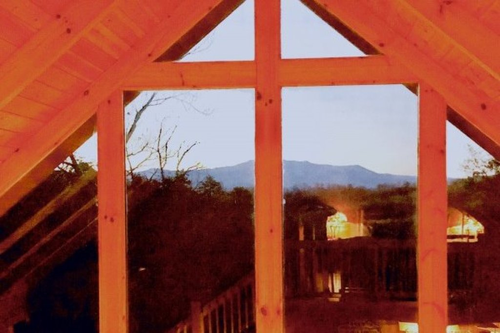 Photo of a Pigeon Forge Cabin named Leconte View Lodge - This is the thirty-third photo in the set.