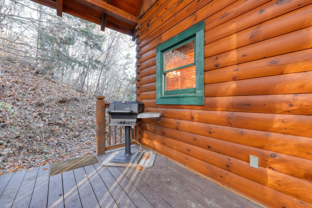 Photo of a Pigeon Forge Cabin named Elegant Escape - This is the fifteenth photo in the set.