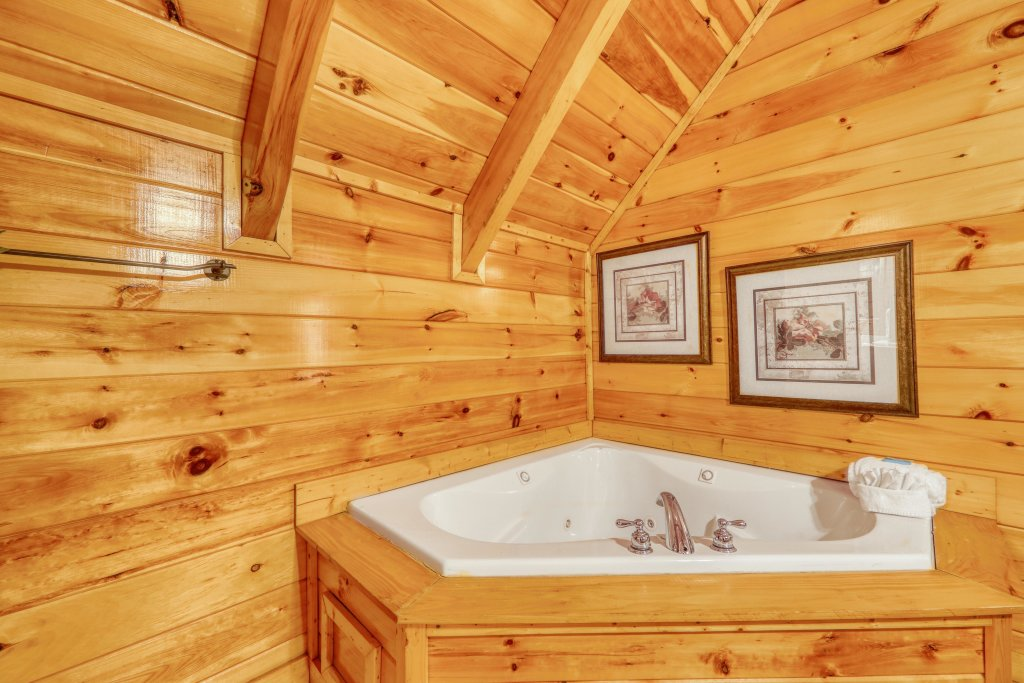 Photo of a Pigeon Forge Cabin named Treehouse - This is the eighth photo in the set.