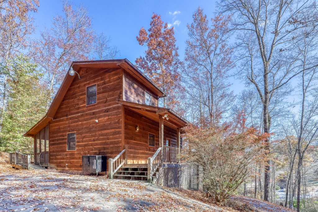 Photo of a Sevierville Cabin named Hickory Hill - This is the thirtieth photo in the set.