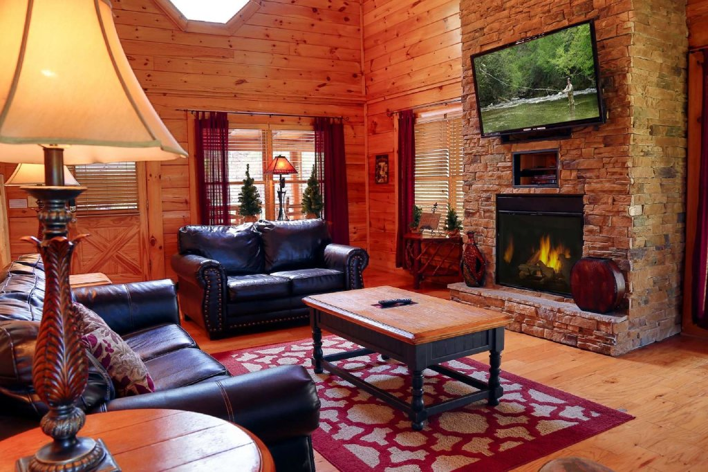 Photo of a Sevierville Cabin named Southern Sky - This is the thirteenth photo in the set.