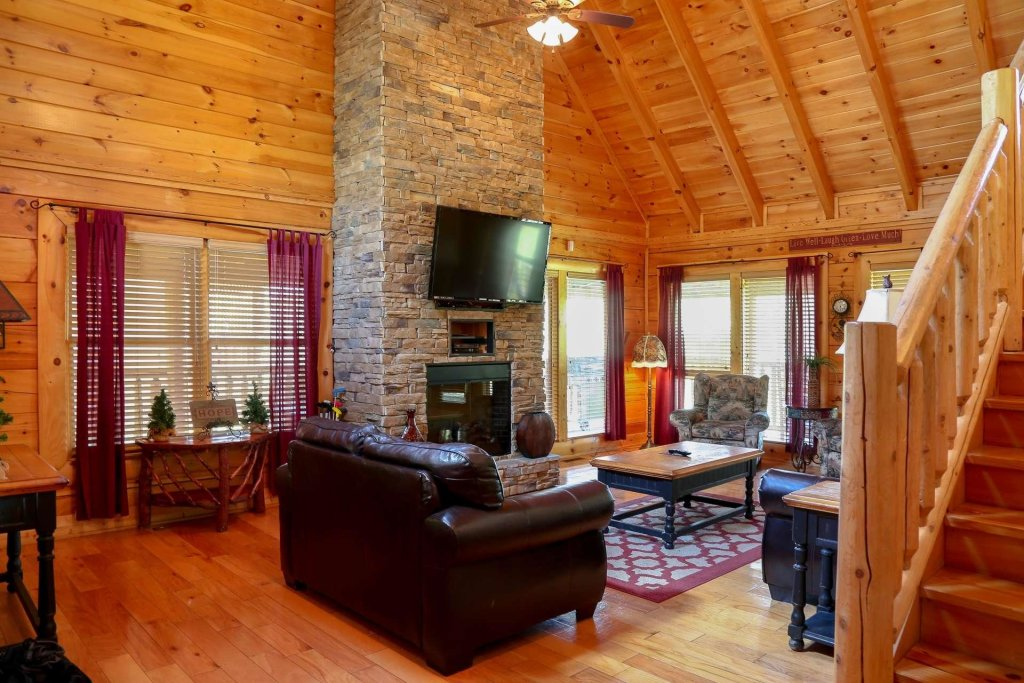 Photo of a Sevierville Cabin named Southern Sky - This is the twenty-seventh photo in the set.