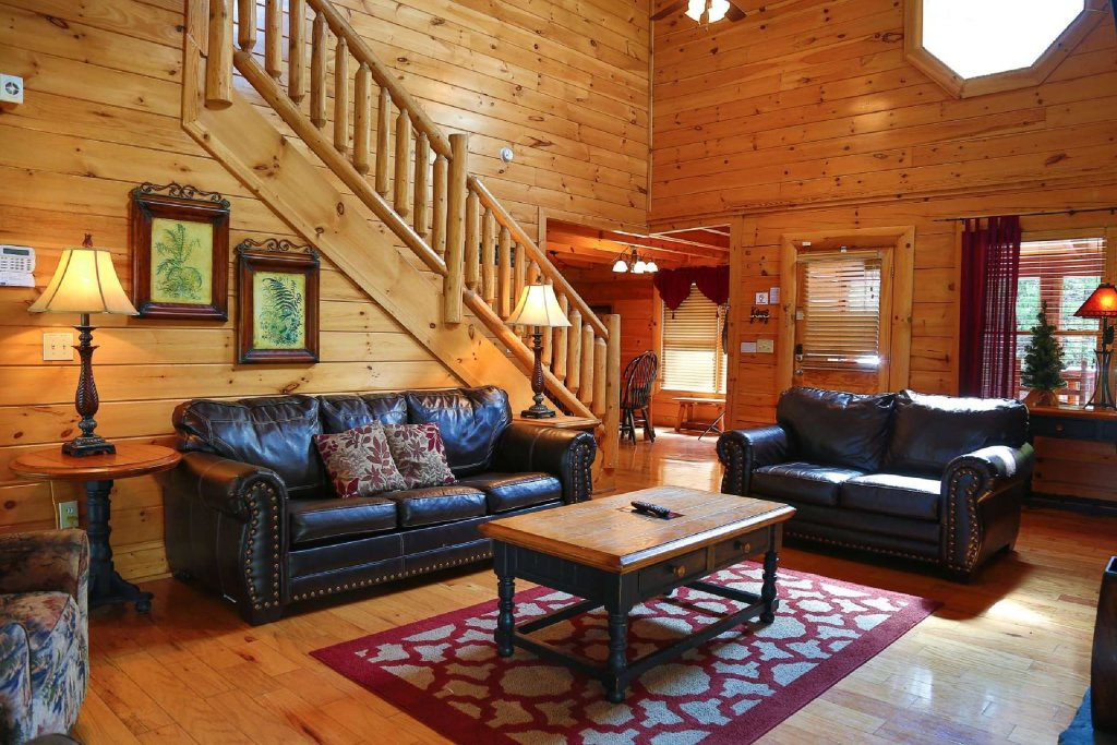 Photo of a Sevierville Cabin named Southern Sky - This is the seventeenth photo in the set.