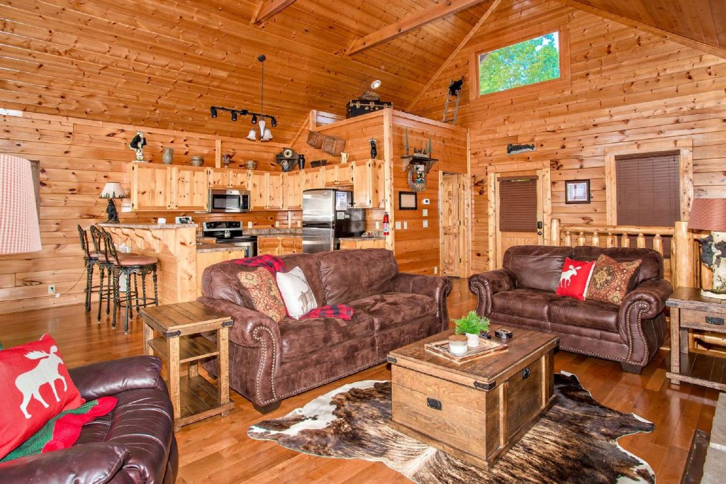 Photo of a Pigeon Forge Cabin named Imagine Cabin - This is the eleventh photo in the set.