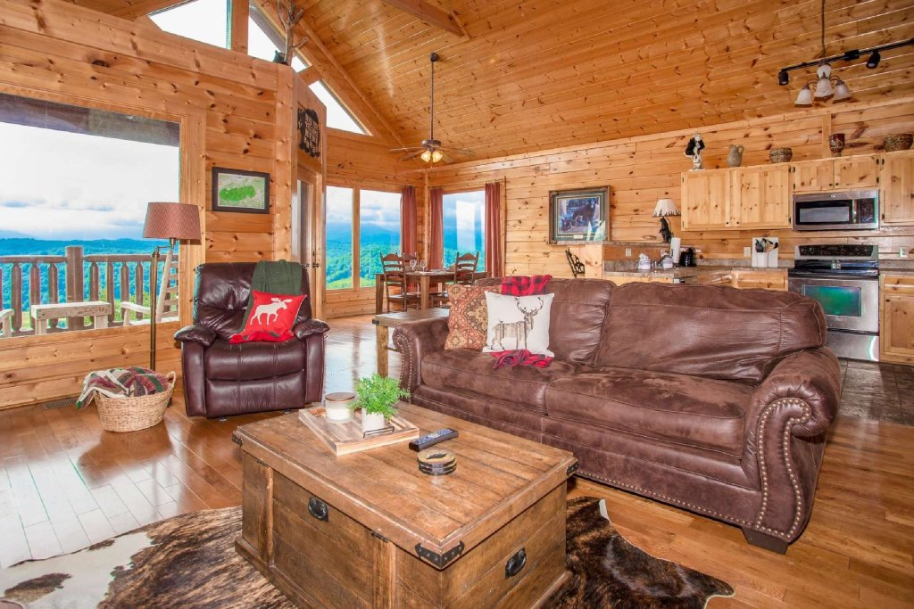 Photo of a Pigeon Forge Cabin named Imagine Cabin - This is the sixth photo in the set.