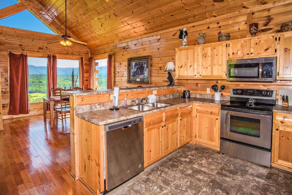 Photo of a Pigeon Forge Cabin named Imagine Cabin - This is the thirteenth photo in the set.