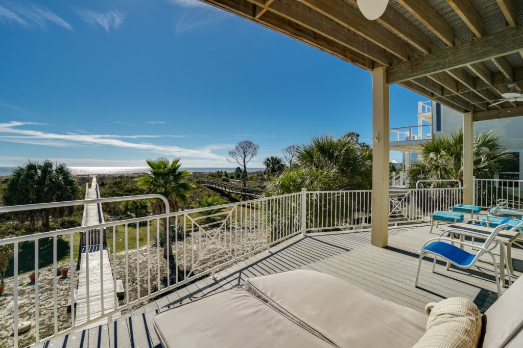 Photo of a Cape San Blas House named Cape Indulgence - This is the first photo in the set.