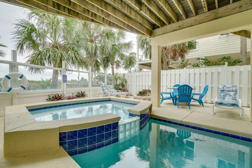 Photo of a Cape San Blas House named Cape Indulgence - This is the second photo in the set.