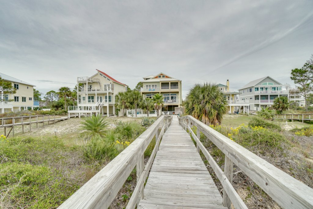 Photo of a Cape San Blas House named Cape Indulgence - This is the fifty-third photo in the set.