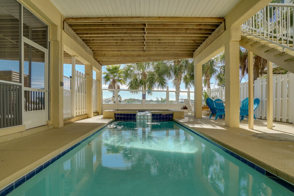 Photo of a Cape San Blas House named Cape Indulgence - This is the forty-eighth photo in the set.