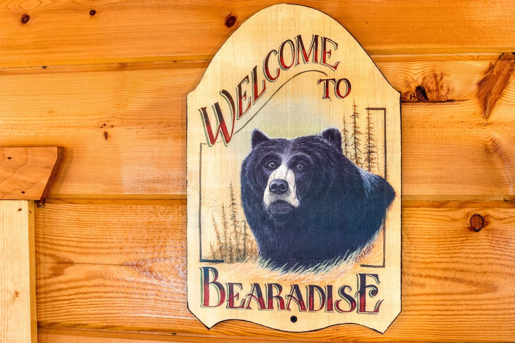 Photo of a Gatlinburg Cabin named Bear Necessity Cabin - This is the sixth photo in the set.