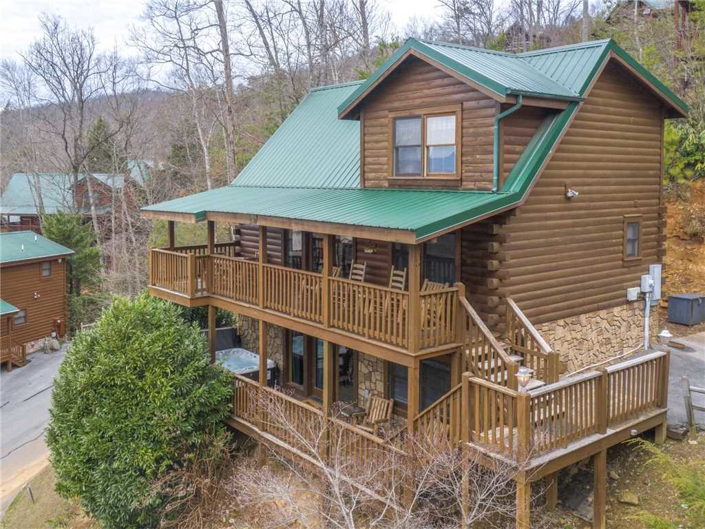 Photo of a Gatlinburg Cabin named Peace 'n Quiet - This is the twenty-seventh photo in the set.